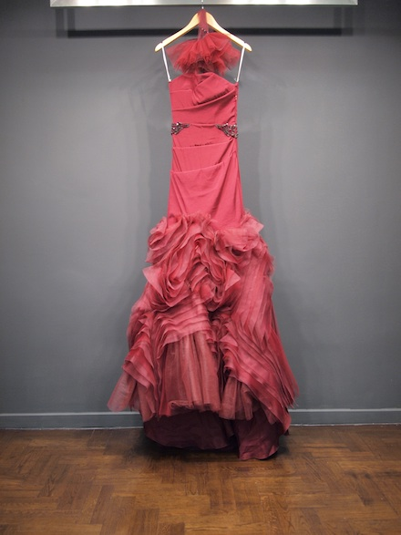 ysmf.vera.wang.wedding.dress.2013.red