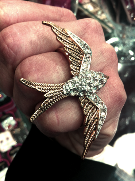 ysmf.juicy.couture.bird.ring.from.factory.outlet