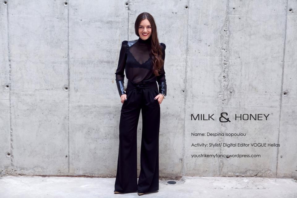 Milk&Honey advertising campaign, Fall 2012-13