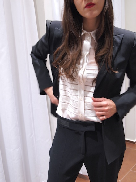 ysmf.alberta.ferretti.tuxedo.suit