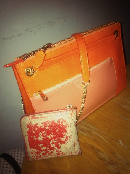 ysmf.marc.jacobs.orange.bag.comme.des.garcons.wallet