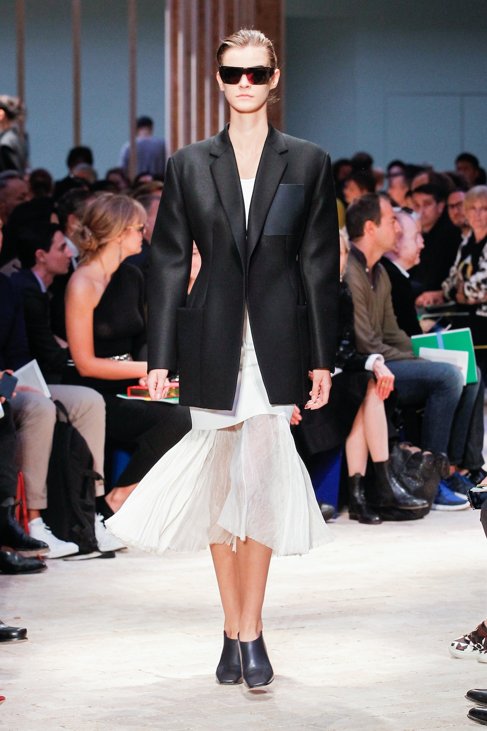 Pixelformula Céline Womenswear Summer 2014 Ready To Wear Paris