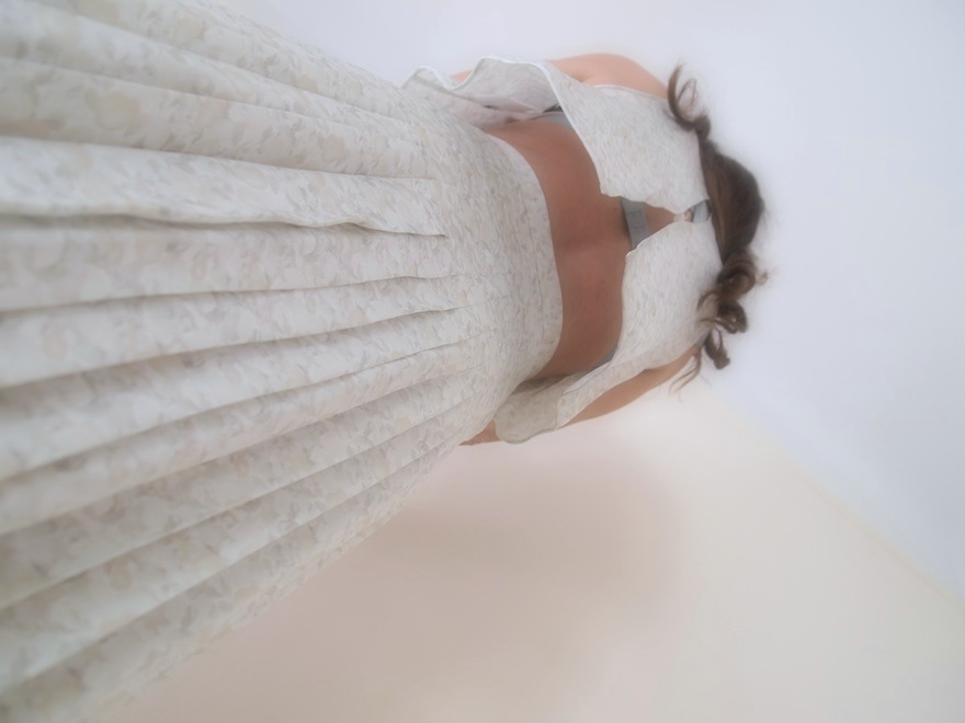 ysmf.stella.mccartney.pleated.dress.back