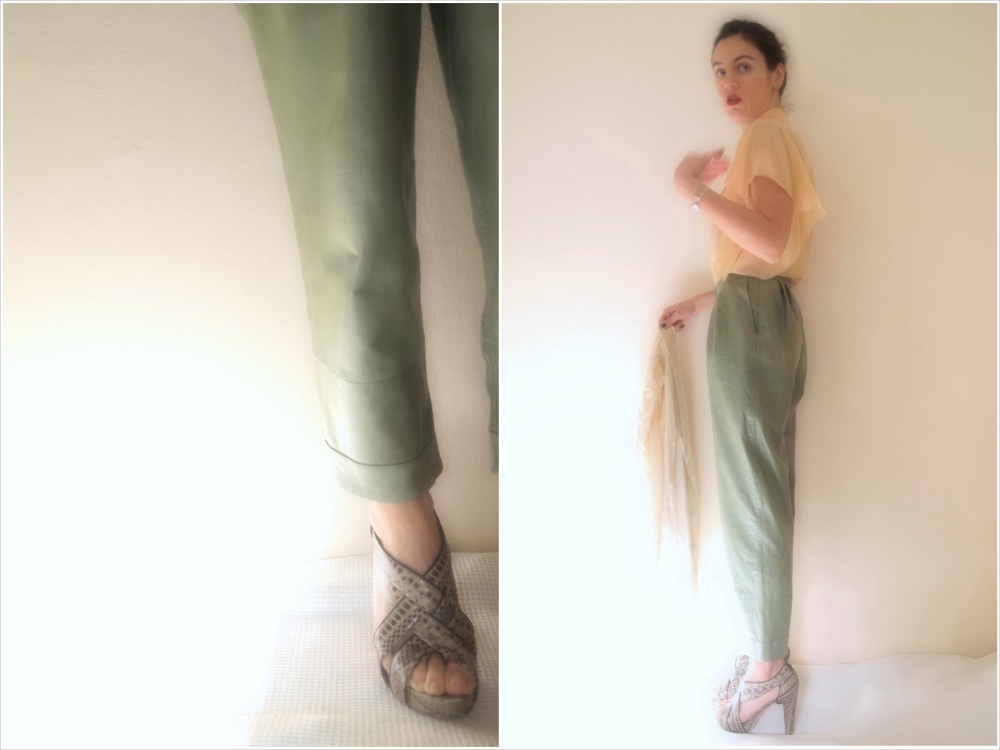 ysmf.vsociety.green.leather.pants.3