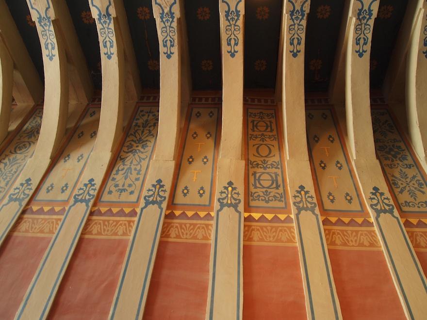 ysmf.chateau.chenonceau.loir.ceiling