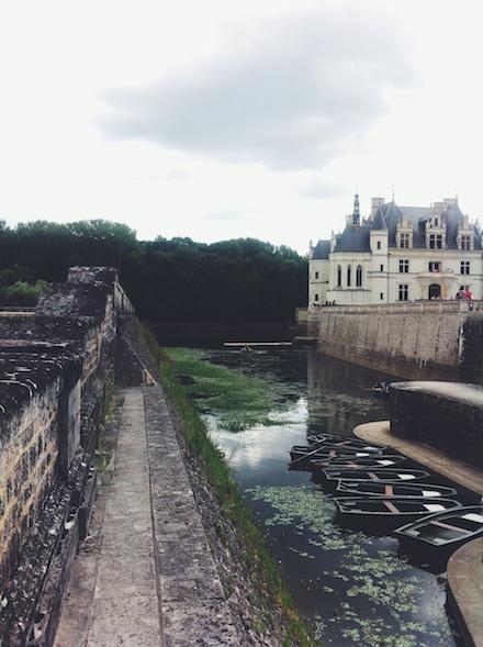ysmf.chateau.chenonceau.loir.lake