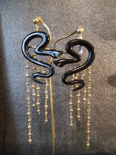 ysmf.katerina.psoma.snake.earrings