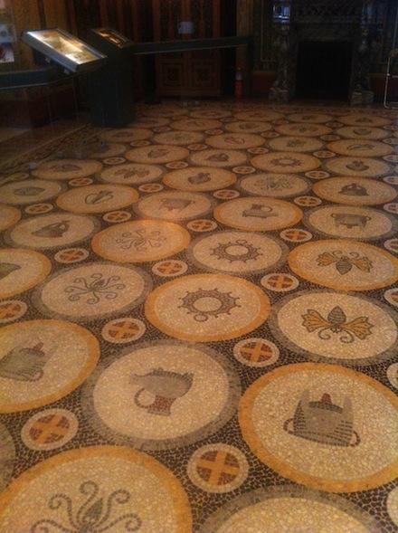 ysmf.numismatic.museum.mosaic.floor