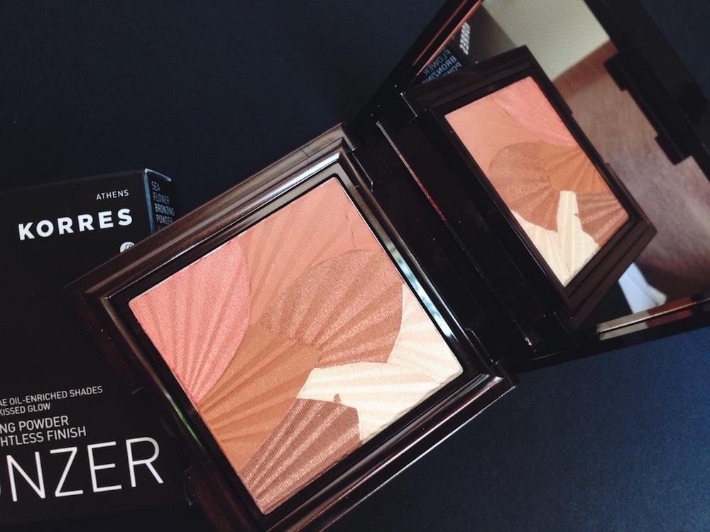 ysmf.korres.bronzerseaflower.bronzing.powder