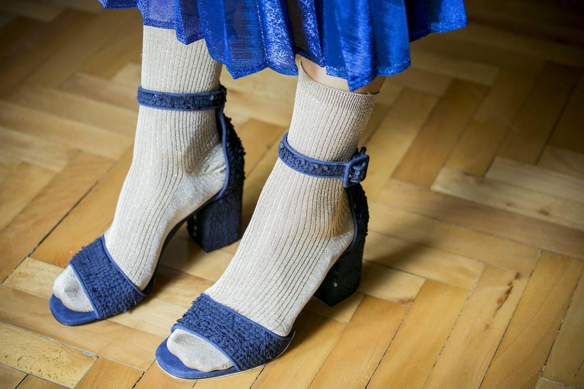 ysmf.castaner.velvet.sequins.sandals