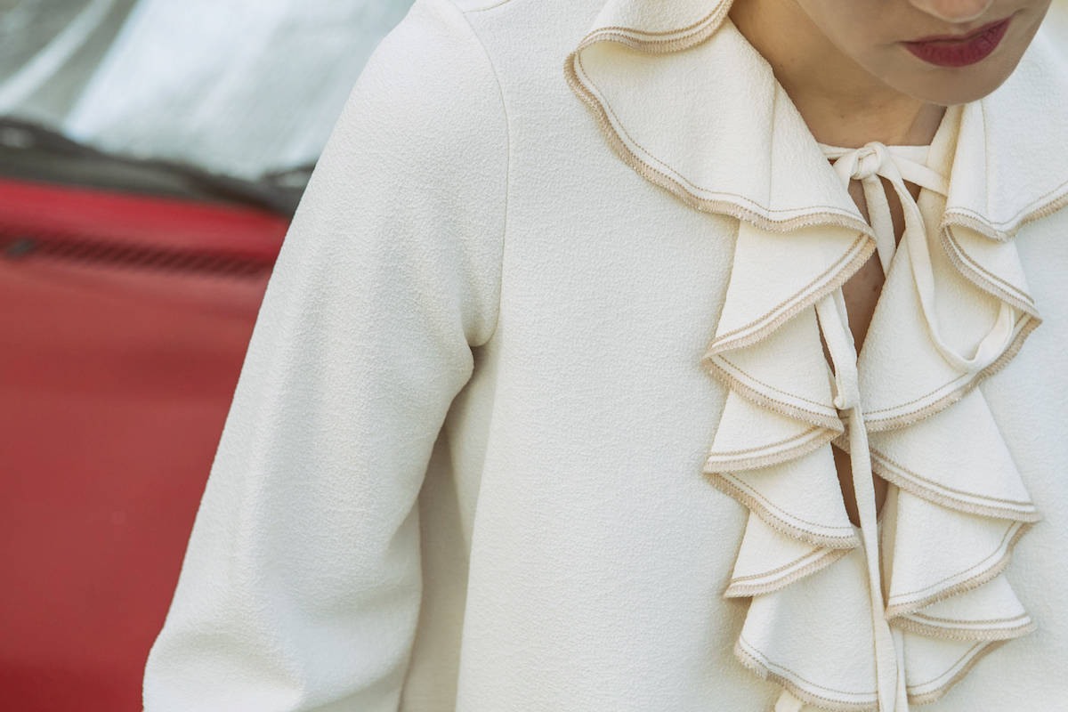 ysmf.see.by.chloe.creme.frill.top