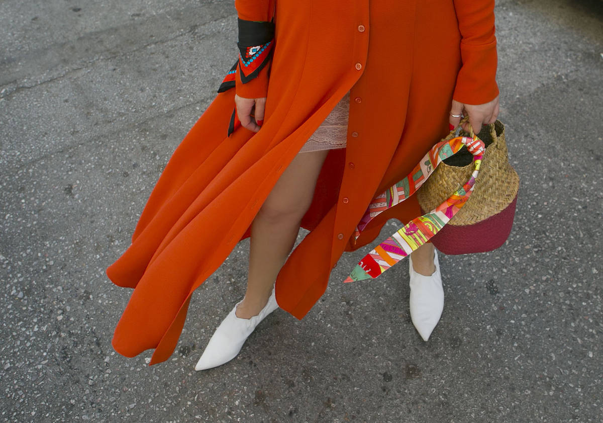 ysmf.yiorgoseleftheriades.orange.dress
