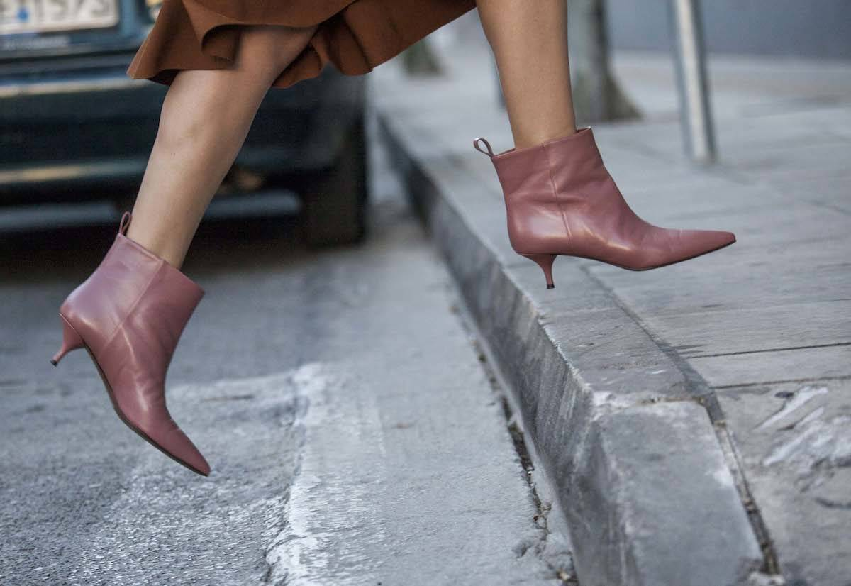 ysmf.lautre.chose.pink.booties
