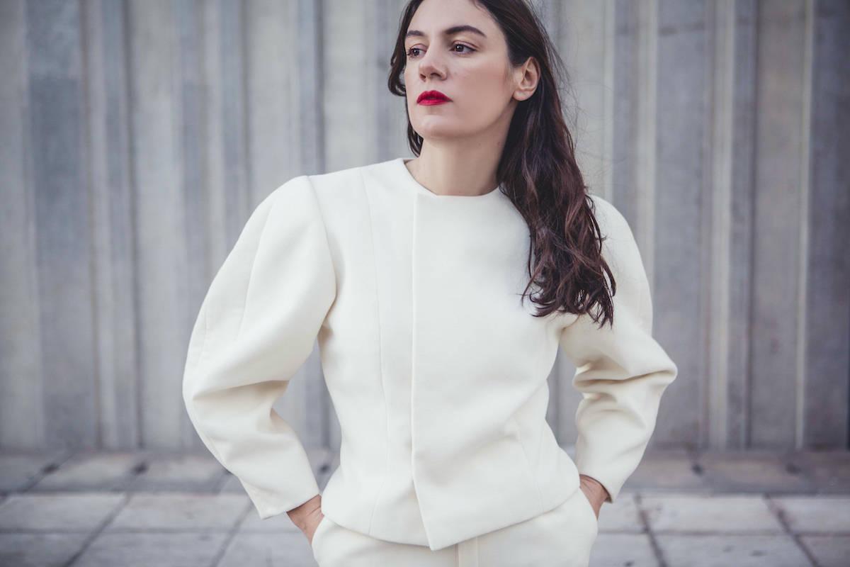 ysmf.meuf.white.wool.jacket