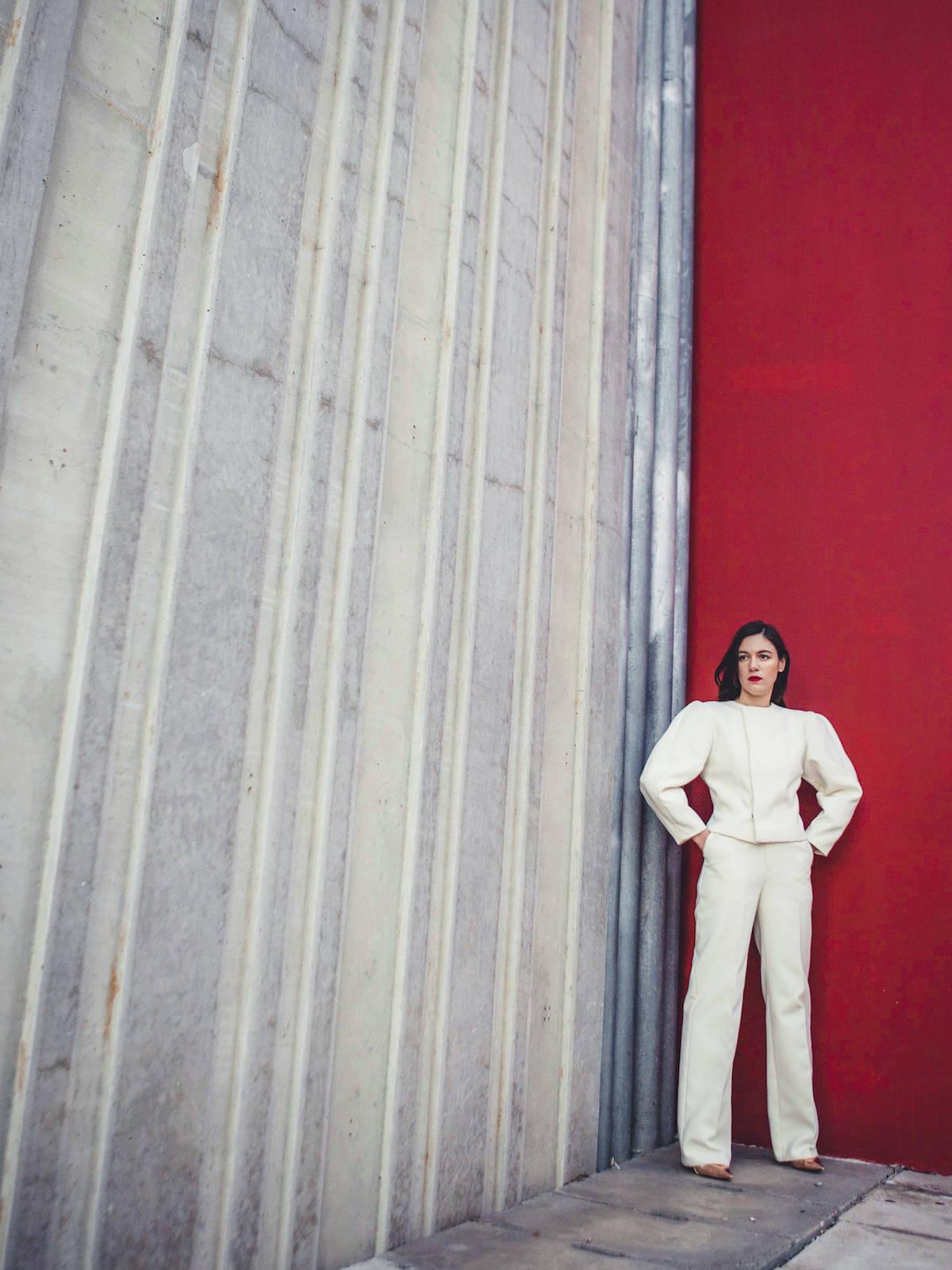 ysmf.meuf.white.wool.suit